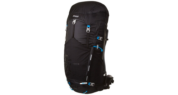Bergans Rondane 65L Backpack black/bright seablue